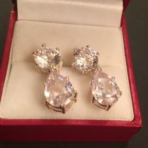 Great quality CZ earrings